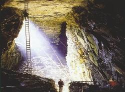 Llechwedd Slate Caverns Picture