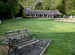 Golf Club Betws-y-Coed Picture